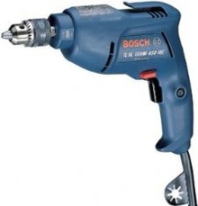 Бормашина BOSCH GBM 450 RE Professional