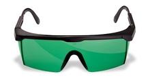 Предпазни очила BOSCH - зелени лазери