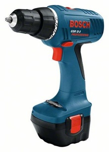 Акумулаторен пробивен винтоверт BOSCH GSR 12-2 Professional