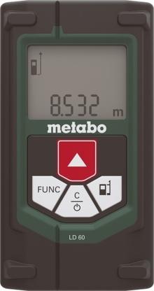 Лазерна ролетка METABO LD 60