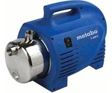 Градинска помпа METABO P 4000 S