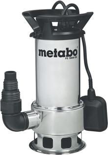Потопяема помпа METABO PS 18000 SN