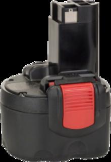 O-акумулатор 9,6 V BOSCH