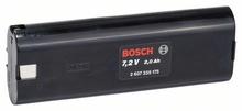 Цилиндричен акумулатор - 7.2 V BOSCH