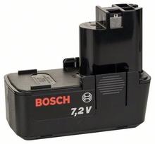 Плосък акумулатор 7.2 V BOSCH