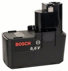 Плосък акумулатор 9.6V BOSCH