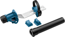 Прахоуловител Bosch GDE max Professional