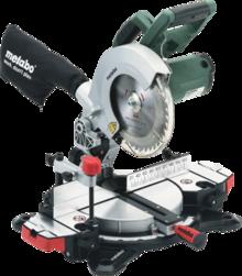 Настолна отрезна машина METABO KS 216 M Lasercut