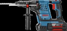 Акумулаторен перфоратор Bosch GBH 36 V-LI Plus Professional