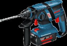 Акумулаторен перфоратор Bosch GBH 36 V-EC Compact Professional