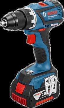 Акумулаторен винтоверт Bosch GSR 18 V-EC Professional