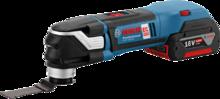 Акумулаторен многофункционален инструмент Bosch GOP 18 V-28 Professional
