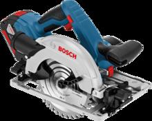 Акумулаторен циркуляр Bosch GKS 18 V-LI R Professional