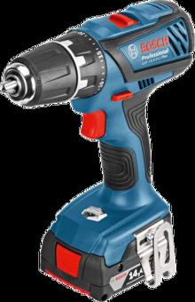 Акумулаторен винтоверт Bosch GSR 14,4-2-LI Plus (4.0 Ah) Professional