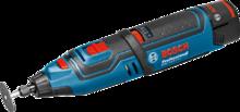Акумулаторен ротационен инструмент Bosch GRO 10,8 V-LI Professional