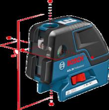 Точков лазер Bosch GCL 25 Professional