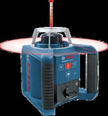 Ротационен лазер Bosch GRL 300 HV SET Professional