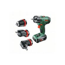 Акумулаторен винтоверт Bosch AdvancedImpact 18 QuickSnap