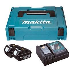 Комплект батерии със зарядно устройство Makita 197952-5