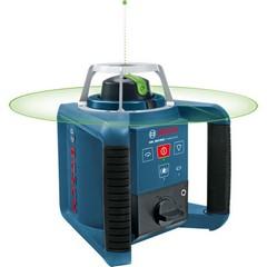 Ротационен лазер Bosch GRL 300 HVG Professional, лазерен приемник LR 1G
