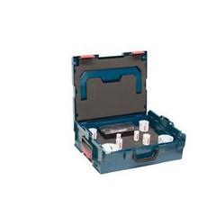 Смесен комплект боркорони Bosch,11 части в L-Boxx