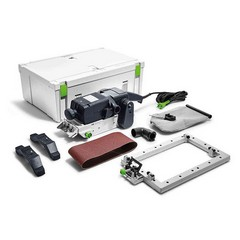Шлайф лентов FESTOOL BS 105 E-Set