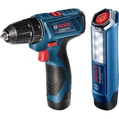 Акумулаторен винтоверт Bosch GSR 120-LI Professional