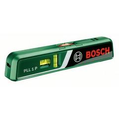Лазерен нивелир BOSCH PLL 1 P