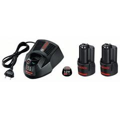 Батерии Bosch GBA12V 3.0Ah SET, 2 броя