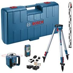 Ротационен лазер Bosch GRL 400 H SET Professional
