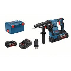 Акумулаторен перфоратор Bosch GBH 36 VF-LI Plus Professional, L-Boxx