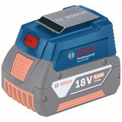 Зарядно устройство USB адаптор Bosch GAA 18V-24