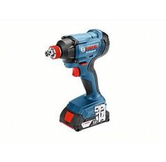 Акумулаторен ударен гайковерт Bosch GDX 18V-180 Professional, 180Nm