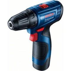 Акумулаторен винтоверт Bosch GSR 120-LI Professional, 2Аh